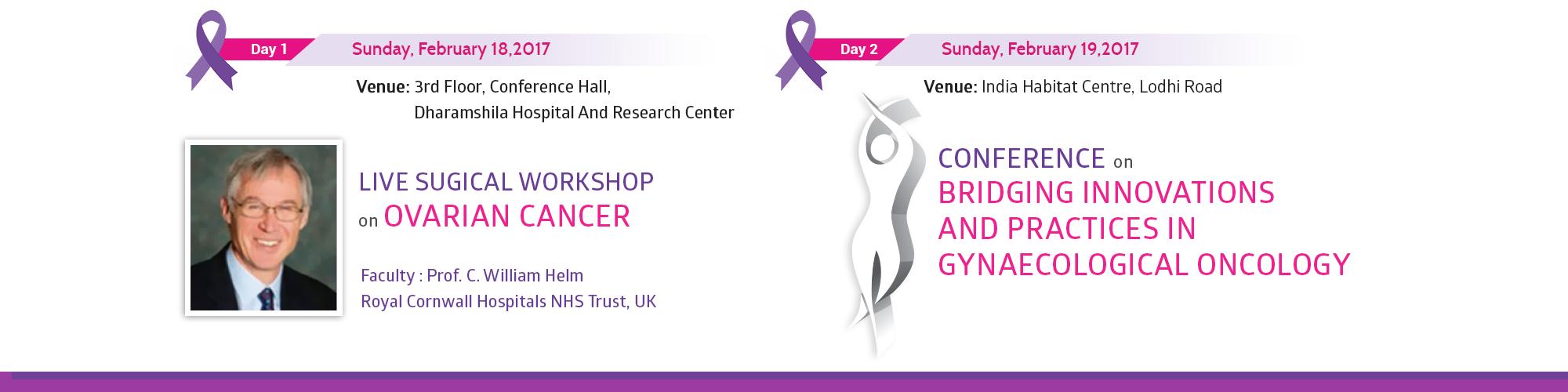 International Gynae Cancer Congress - 2017 - Day 1