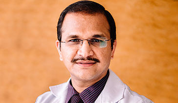 Dr. Niranjan B. Naik, Senior Consultant in Surgical Oncology