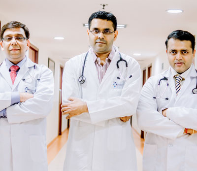 Experience makes the Difference Dharamshila Gastrointestinal Cancer Centre has extensive experience in diagnosing and treating gastrointestinal cancers for more than two decades.